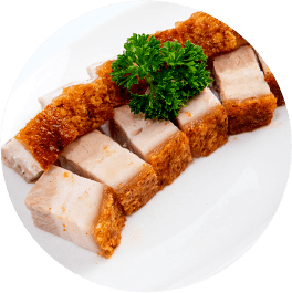 Crispy Roast Pork